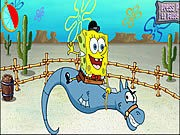 Thumbnail of Spongebob Square Pants: Pest of the West Showdown