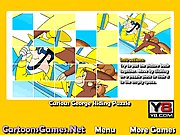 Thumbnail of Curious George Sliding Puzzle