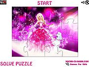 Barbie Fairytale Jigsaw thumbnail