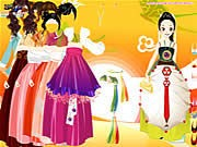 Thumbnail of Cutie Dress Up 3