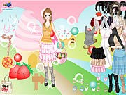 Thumbnail of Candy Land Dress Up