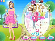 Thumbnail of Sweet Girl Dressup
