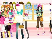 Thumbnail of Colorful Winter Dress Up