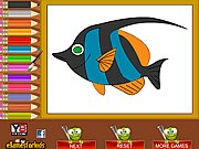 Fish Coloring thumbnail