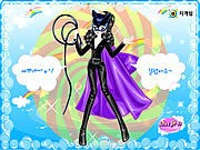 Thumbnail of Cat Woman Dress up