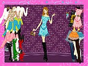 Thumbnail of Flower Clothing DressUp