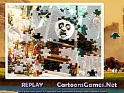 Thumbnail of Kung Fu Panda Sort My Jigsaw