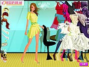 Thumbnail of Meeting Friends Dressup