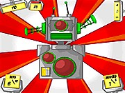 Red Button Robot thumbnail