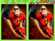 Thumbnail of The Incredibles Spot The Difference