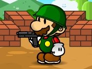 Thumbnail of Mario vs Zombie Defense