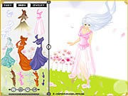Thumbnail of Magic Fairy Dressup