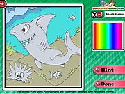 Shark Tales Coloring thumbnail