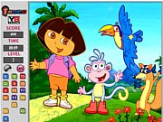 Dora Hidden Number Game thumbnail