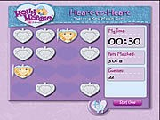 Thumbnail of Hollie Hobbie and Friends - Heart to Heart: Two of A Kind Match Game