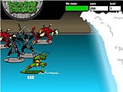 Teenage Mutant Ninja Turtles - Sewer Surf Showdown thumbnail
