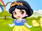 Thumbnail of Chibi Snow White