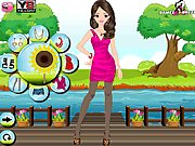 Lovely Spring Dress Up thumbnail