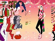 Christmas Shopping Dressup thumbnail