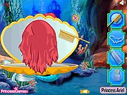 Thumbnail of Princess Ariel Lazy