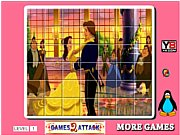 Thumbnail of Princess Belle Spin Puzzle