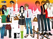 Thumbnail of Dress Up Sweet Couple
