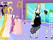Thumbnail of Chic Gown Dress Up