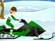 Thumbnail of Ben 10 Snow Rider