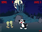 Thumbnail of Attack of the Tweety Zombies