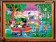 Thumbnail of Sort My Tiles Mickey an Donald