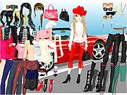 Thumbnail of Ferrari Dress Up 4
