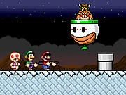 Thumbnail of Mario Brothers the Movie 2