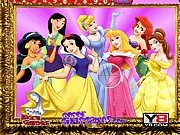 Disney Princess Amazing Hidden Numbers thumbnail