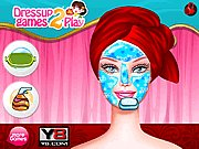 Thumbnail of Barbie Summer Spa Makeover Game