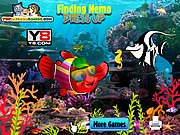 Thumbnail of Finding Nemo Dressup