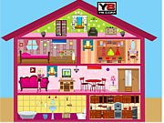 Thumbnail of Barbie Doll House Decor