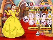 Thumbnail of Princess Belle Royal Ball