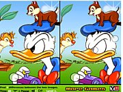 Thumbnail of Duck and Chipmunks Differences