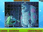 Monsters Inc Puzzle thumbnail
