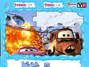 Thumbnail of Jolly Jigsaw - Cars 2