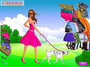 Girl and Pet Dress up thumbnail