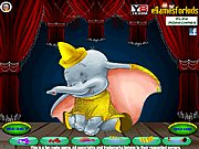 Thumbnail of Dumbo Dress Up Game