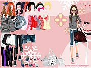 Thumbnail of Stripes Dress Up