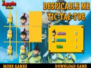 Despicable Me Tic-Tac-Toe thumbnail