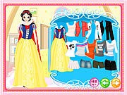 Thumbnail of Snow White Dress Up