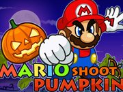 Thumbnail of Mario Shoot Pumpkin