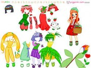 Fruit Doll Dressup thumbnail