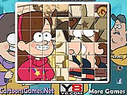 Thumbnail of Gravity Falls Spin Puzzle