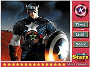 Thumbnail of Captain America Hidden Stars