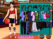 Thumbnail of Alesia Basketball Player